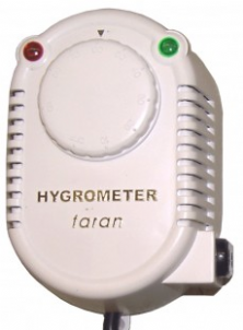 Hygrostat plug and play unit